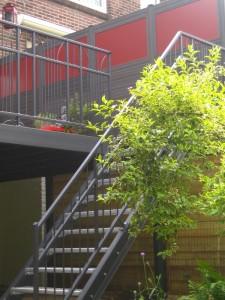trappen en hekken